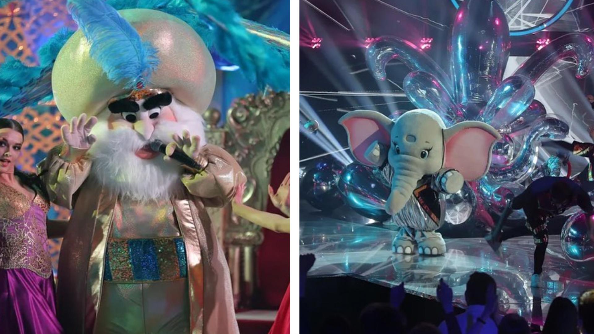 """Создатели треш-шоу """"Маска"""" анонсировали появление двух новых героев перед полуфиналом"""