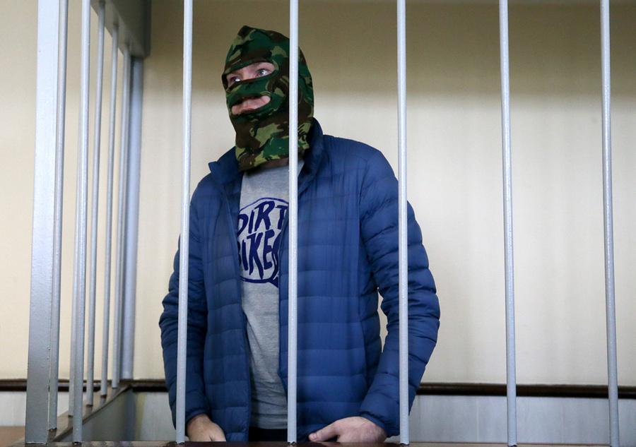 <p>Александр Воробьёв. Фото © ТАСС / Владимир Гердо</p>