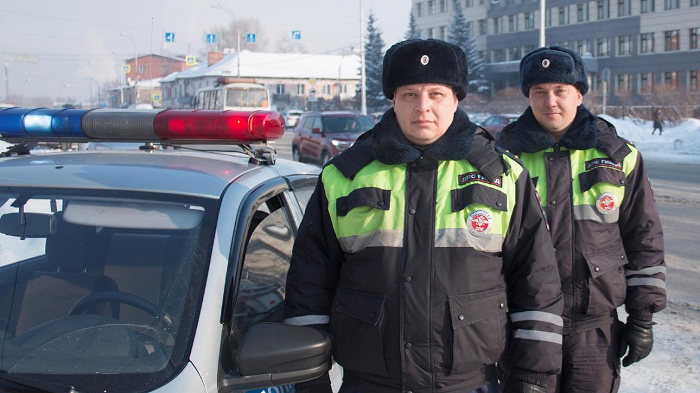 Фото © ГУ МВД России по Кемеровской области