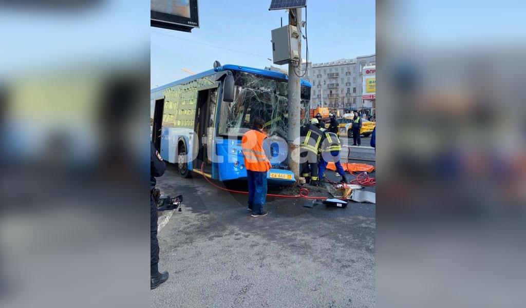 Фото © Департамент транспорта Москвы