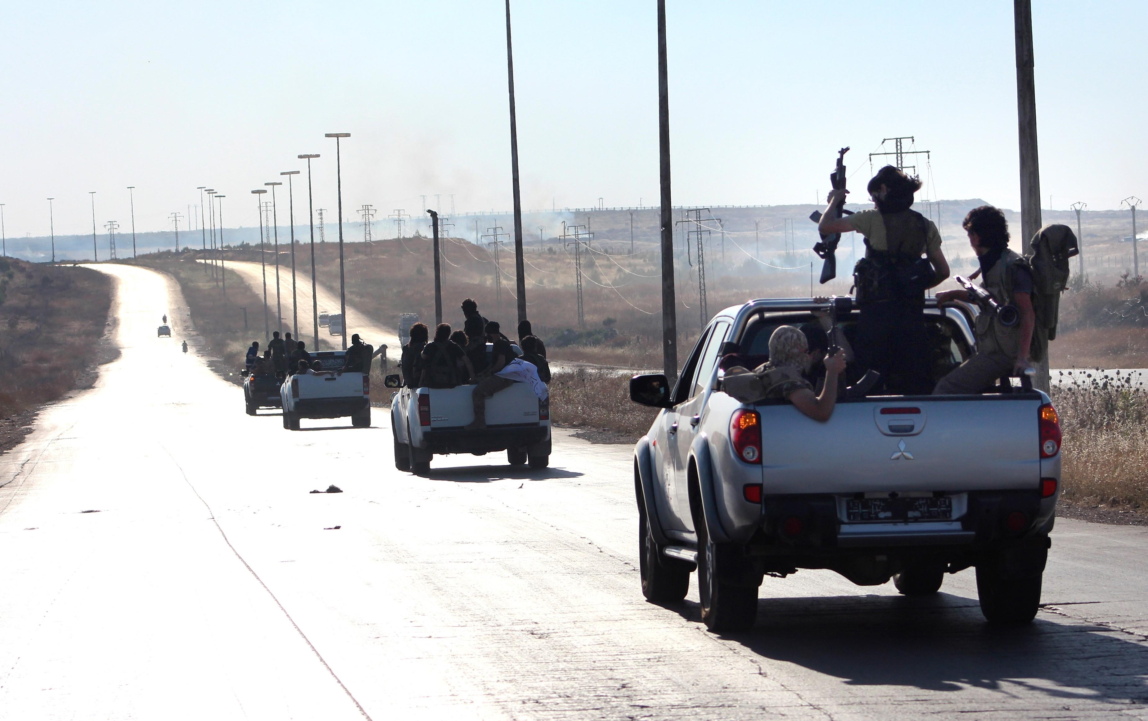 Для чего Эрдоган направляет джихадистов в Европу: сирийские боевики готовятся к битве за Донбасс