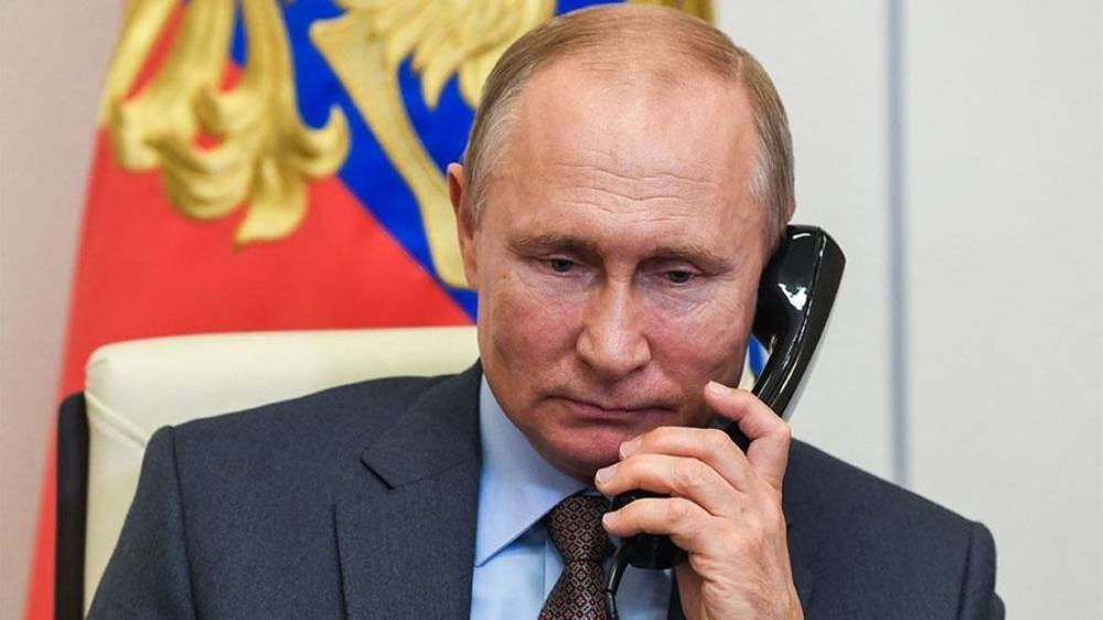 Путин и Лукашенко обсудили ситуацию в Нагорном Карабахе