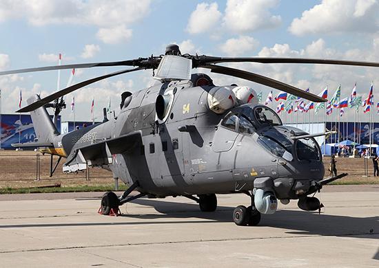 Надёжные и неприхотливые: в Бразилии оценили российские вертолеты Ми-35М