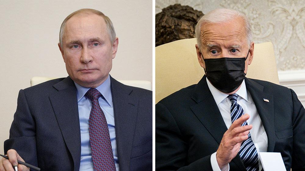 Песков: Возможные санкции США против РФ не поспособствуют встрече Путина и Байдена