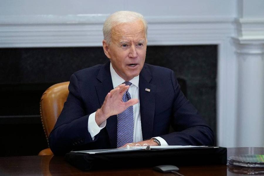 <p>Джо Байден. Фото © ТАСС / AP</p>