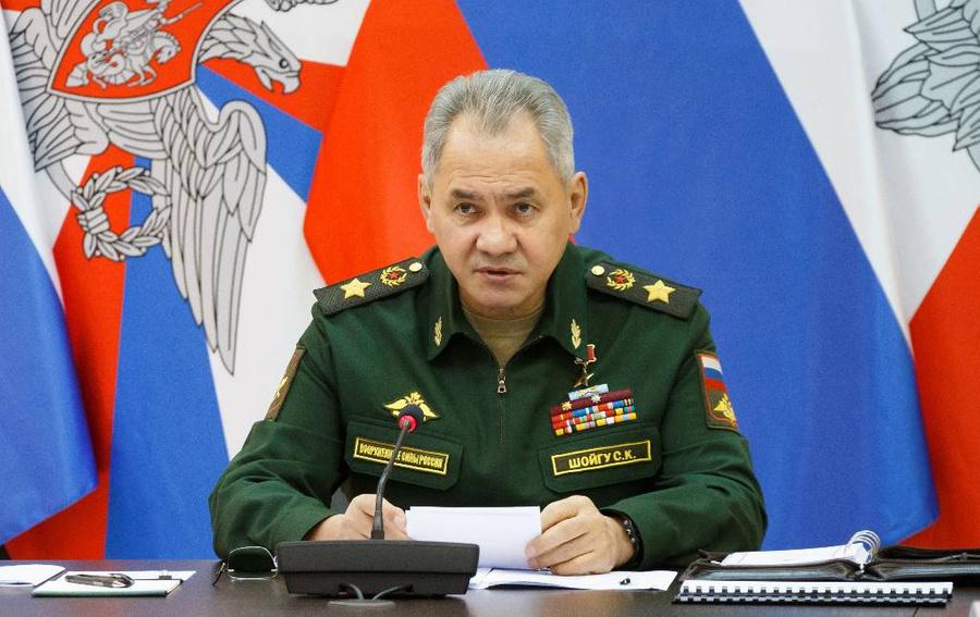 Шойгу заявил о завершении основных преобразований в армии