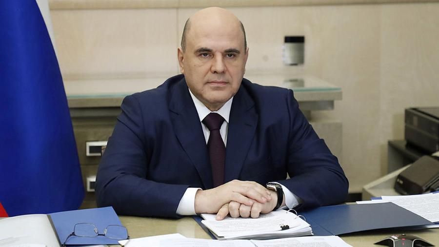 <p>Михаил Мишустин. Фото © ТАСС / Дмитрий Астахов / POOL</p>