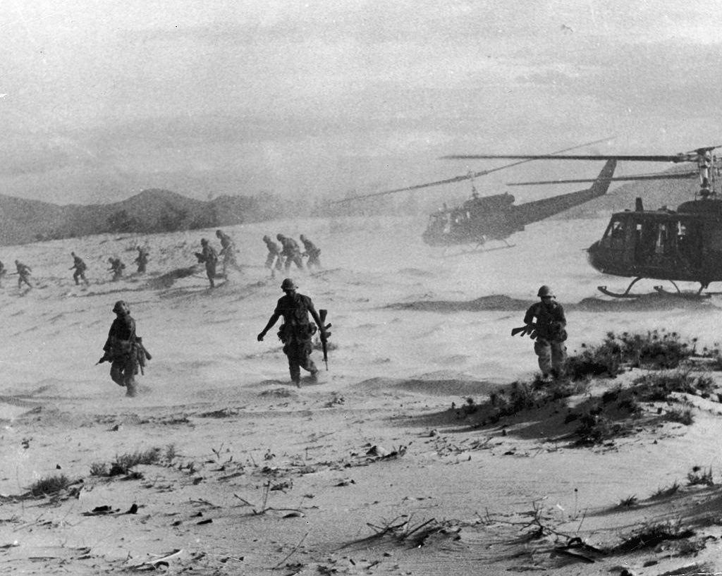 Фото © U.S. Army / Getty Images
