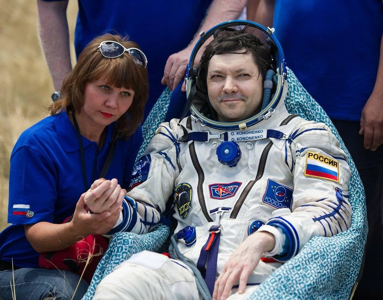 Российские космонавты будут получать более полумиллиона рублей в месяц