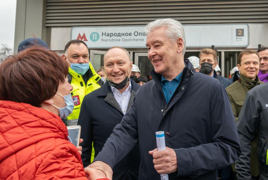 <p>Фото © Владимир Новиков / Пресс-служба мэра и Правительства Москвы </p>
