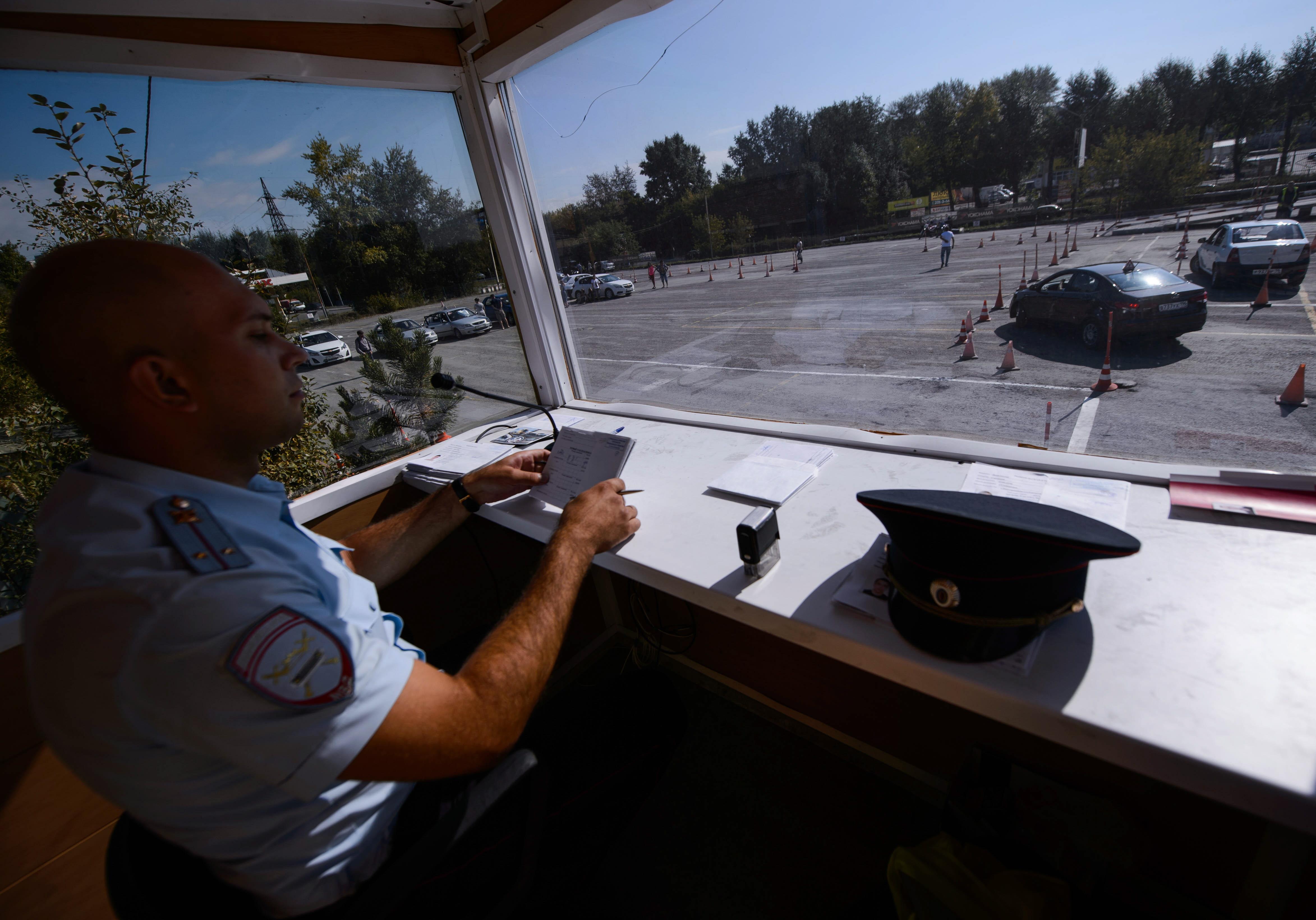 В ГИБДД рассказали о самых частых ошибках при сдаче на водительские права