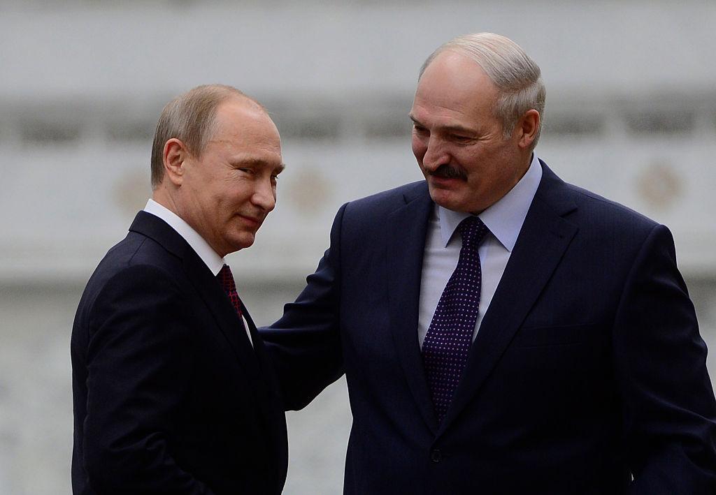 В Кремле раскрыли темы переговоров Путина и Лукашенко
