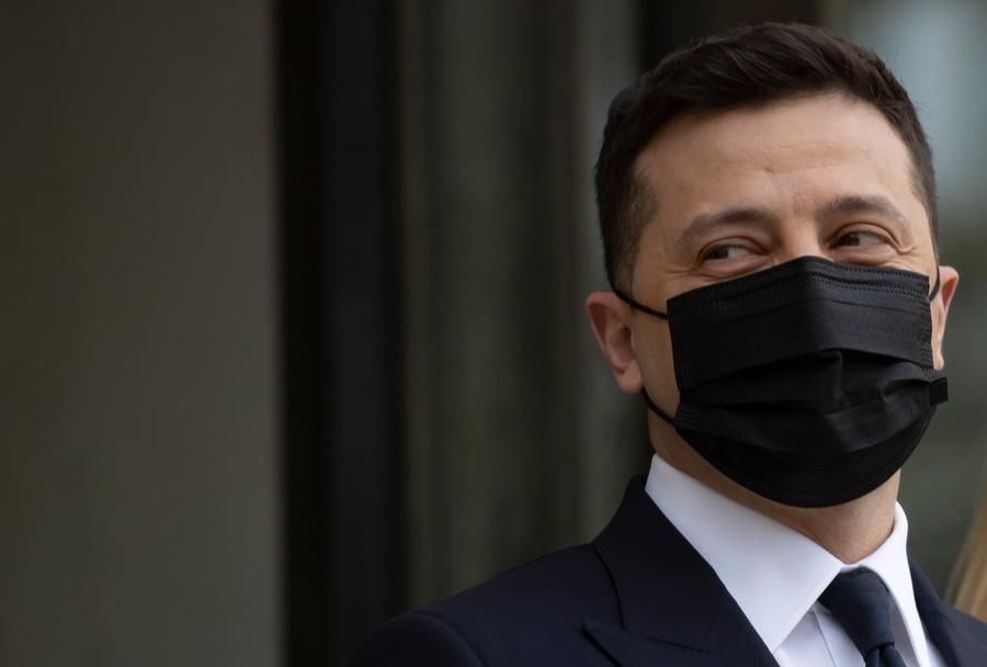 <p>Владимир Зеленский. Фото © ТАСС/ЕРА</p>