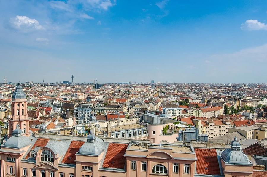 <p>Виды Вены. Фото © Pixabay</p>