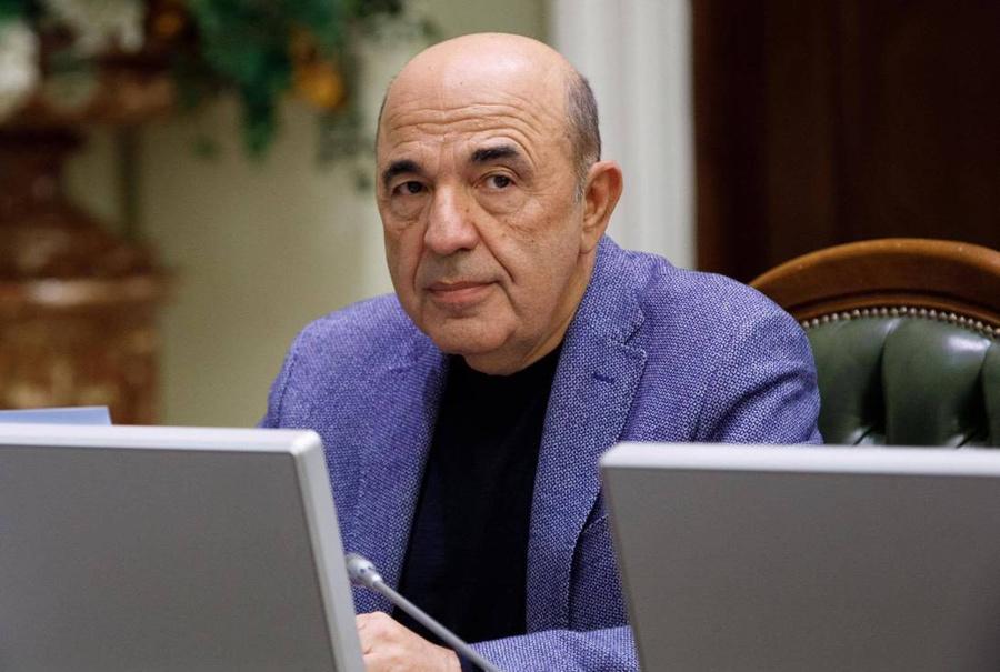 <p>Вадим Рабинович. Фото © zagittya.com.ua</p>