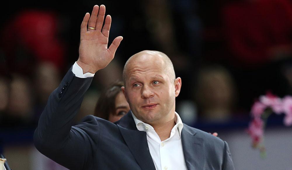 Прощальный тур: Фёдору Емельяненко отвели два боя до конца карьеры