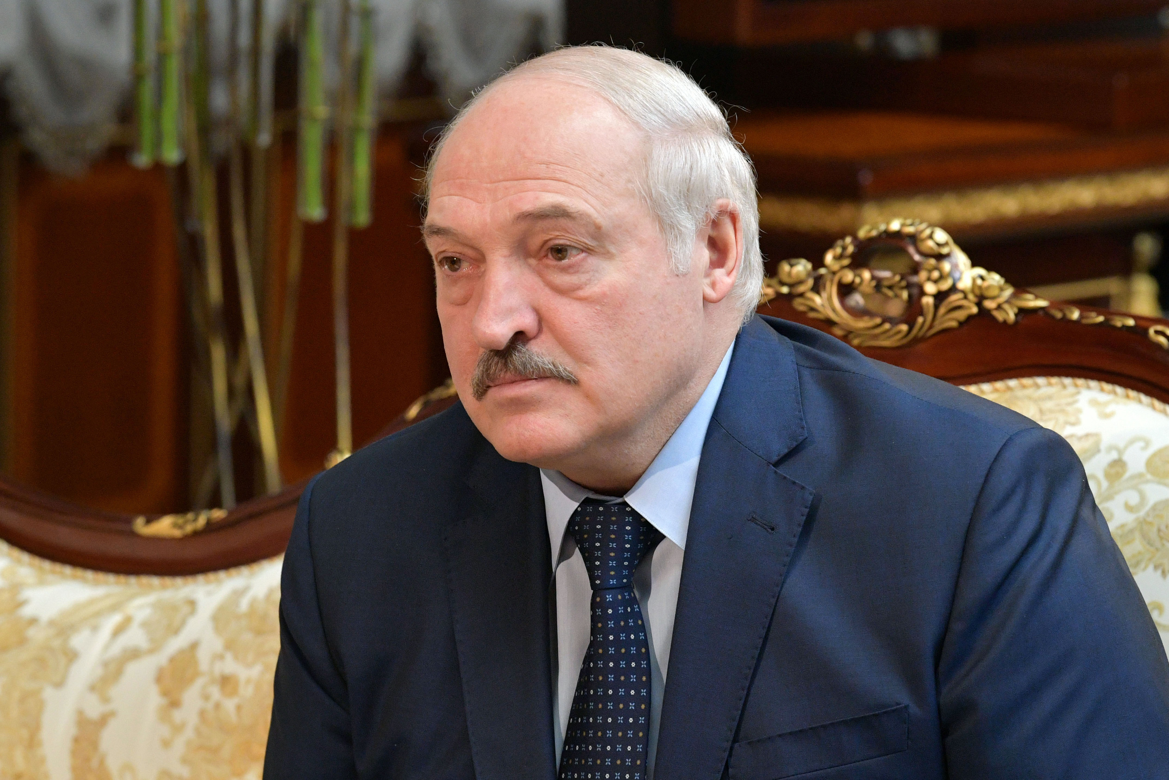 <p>Президент Белоруссии Александр Лукашенко. Фото © Александр Астафьев / POOL / ТАСС</p>