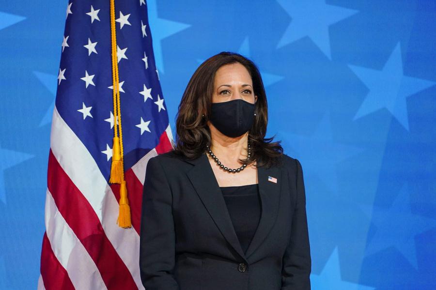 "<p>Вице-президент США Камала Харрис. Фото © Facebook / <a href=""https://www.facebook.com/KamalaHarris/photos/10159503058972923"" target=""_blank"" rel=""noopener noreferrer"">Kamala Harris</a></p>"