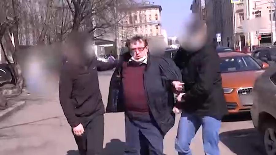 <p>Кадр из видео © ФСБ РФ</p>