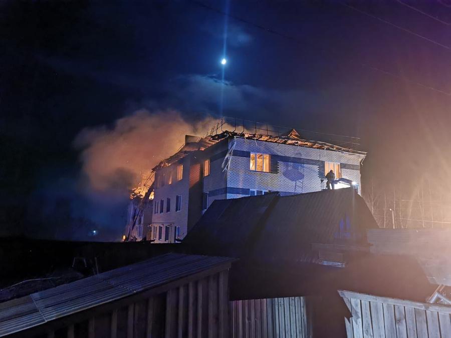 <p>Фото © МЧР России</p>