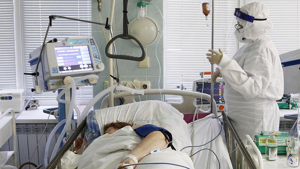 Пульмонолог назвал число повторно попадающих в больницу ковидных пациентов