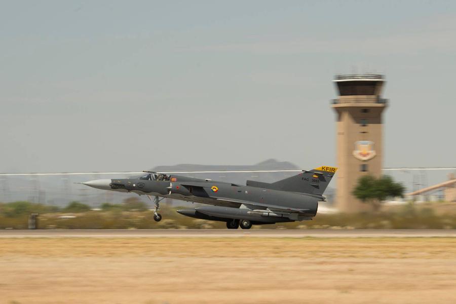 <p>Фото © Военно-воздушные силы Колумбии</p>