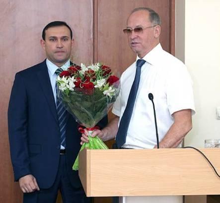 Слева Константин Томбулов. Фото © ramenskoye.ru