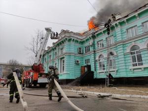 Фото © ГУ МЧС России по Амурской области