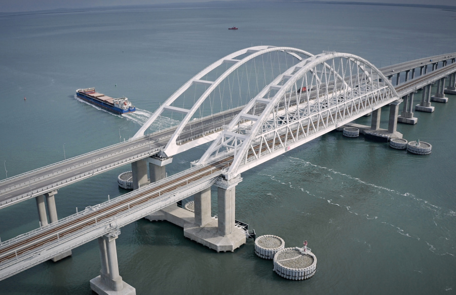 "<p>Фото © ""ВКонтакте"" / <a href=""https://vk.com/krymsky.bridge?z=photo-101087050_457248397/wall-101087050_115386"" target=""_blank"" rel=""noopener noreferrer"">Крымский мост </a></p>"