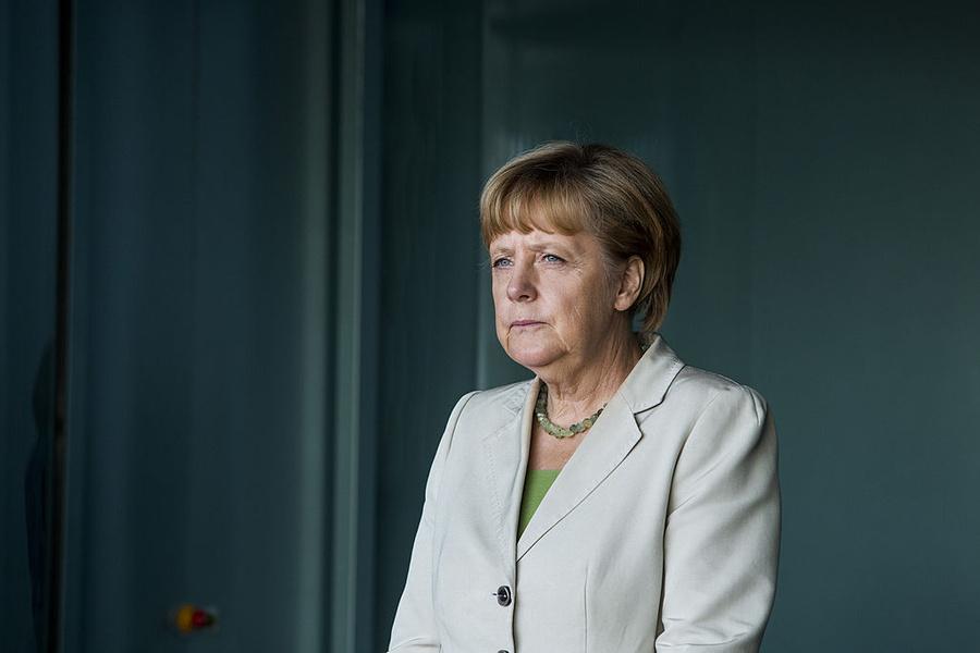 <p>Ангела Меркель. Фото © Jochen Zick-Pool / Getty Images</p>