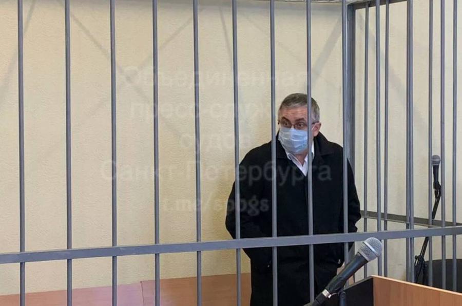 <p>Фото © Объединённая пресс-служба судов Санкт-Петербурга</p>