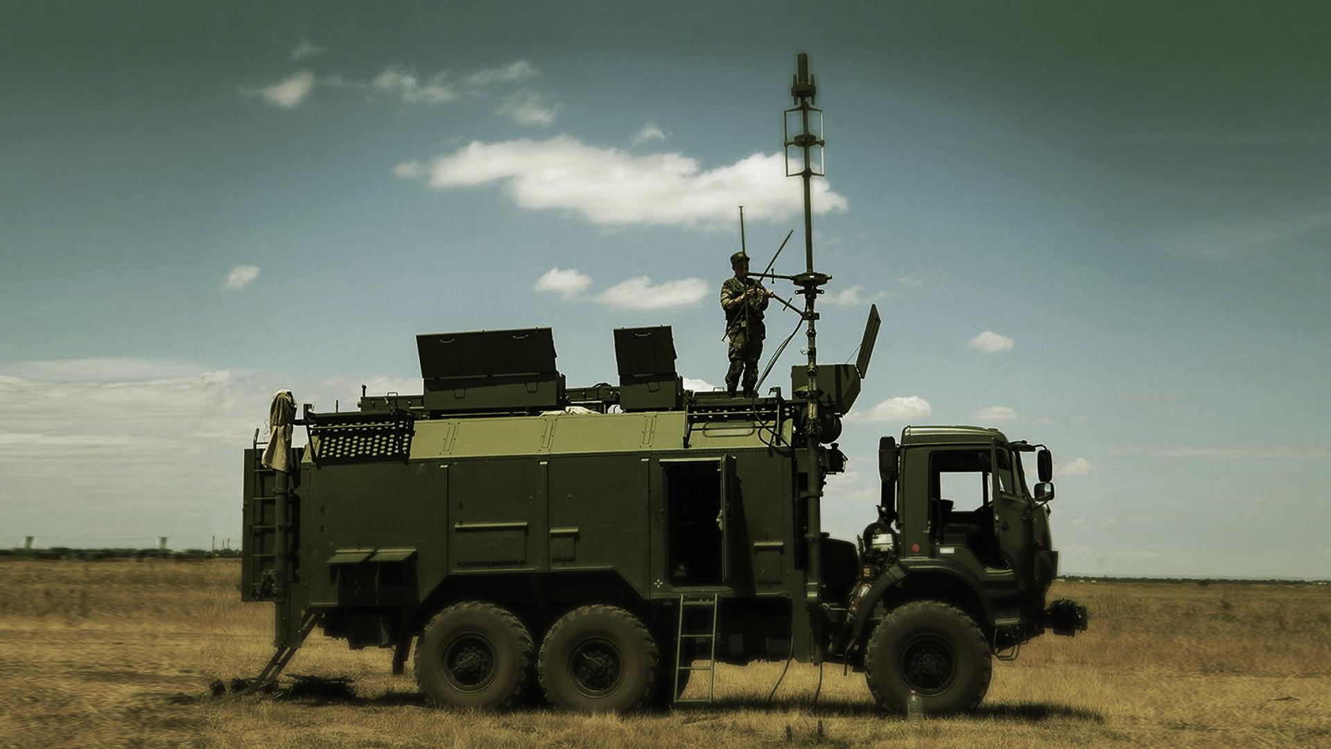 Украина попросила у США системы для радиоэлектронной борьбы с Россией