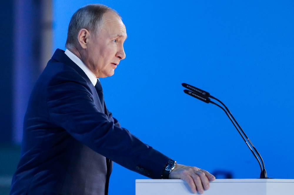 Путин: Ряд стран без повода цепляют Россию, это стало новым видом спорта
