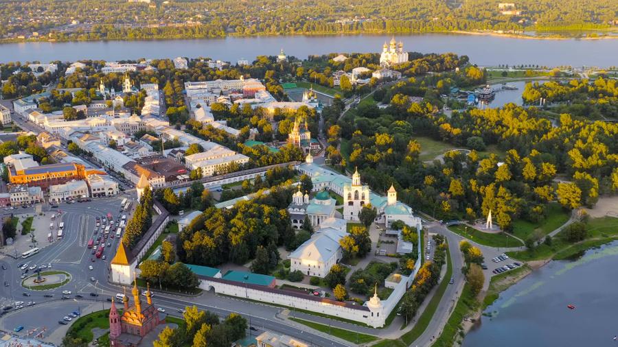 Ярославль. Фото © Shutterstock