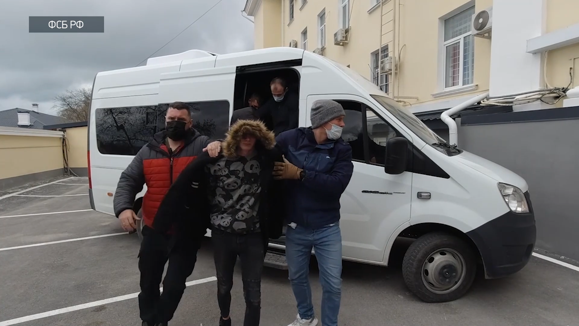 ФСБ задержала россиянина, передававшего разведке Украины секретные данные о Черноморском флоте