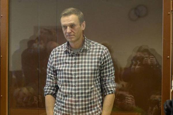 <p>Алексей Навальный. Фото © LIFE</p>