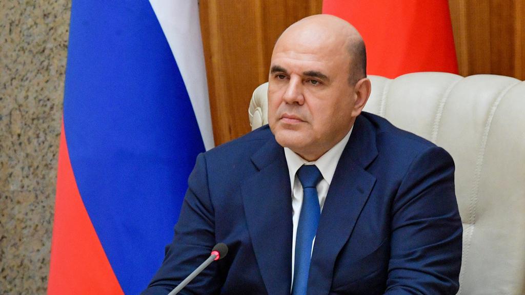 """Мишустин потребовал """"уже сегодня"""" начать реализацию поручений Путина"""