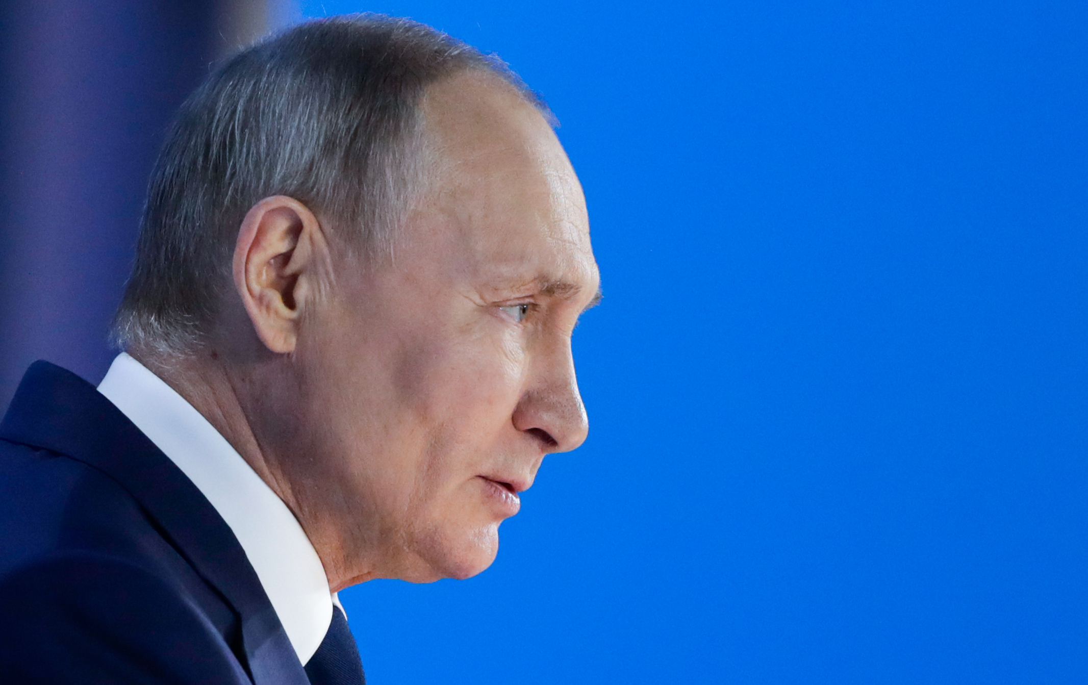 Французы оценили слова Путина об отношениях с Западом