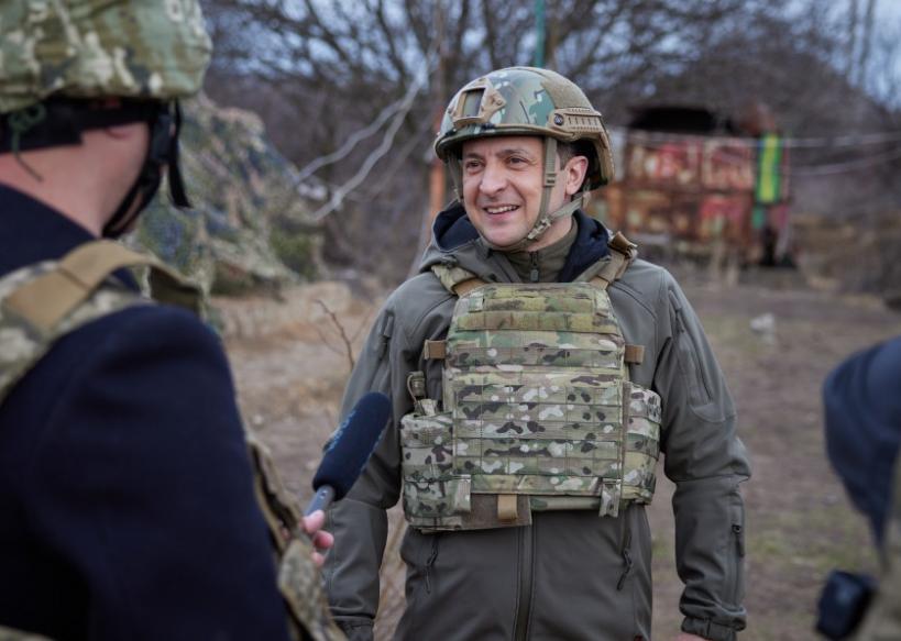 "<p>Фото © <a href=""https://www.president.gov.ua/ru/photos/working-visits"" target=""_blank"" rel=""noopener noreferrer"">сайт президента Украины</a></p>"