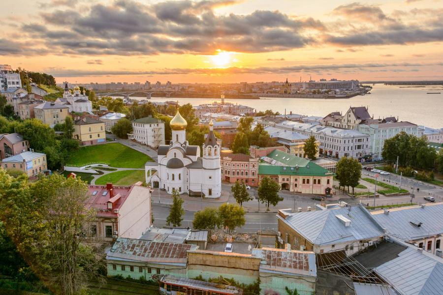 Нижний Новгород. Фото © Shutterstock