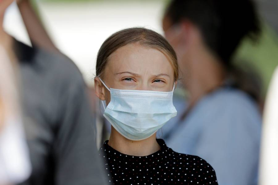 <p>Грета Тунберг. Фото © ТАСС / AP</p>