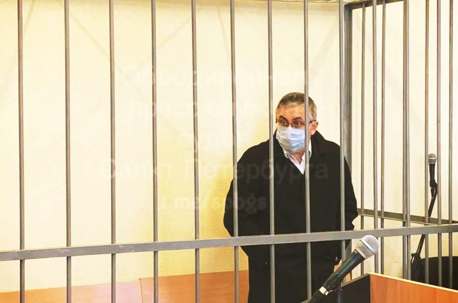 <p>Александр Земченков. Фото © Объединённая пресс-служба судов Санкт-Петербурга</p>
