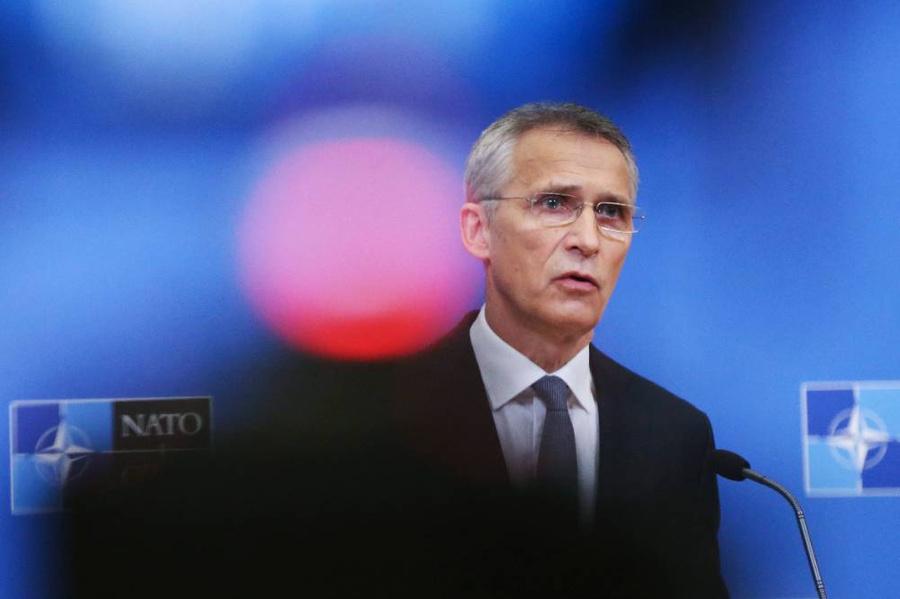 <p>Генеральный секретарь НАТО Йенс Столтенберг. Фото © ТАСС / ЕРА</p>