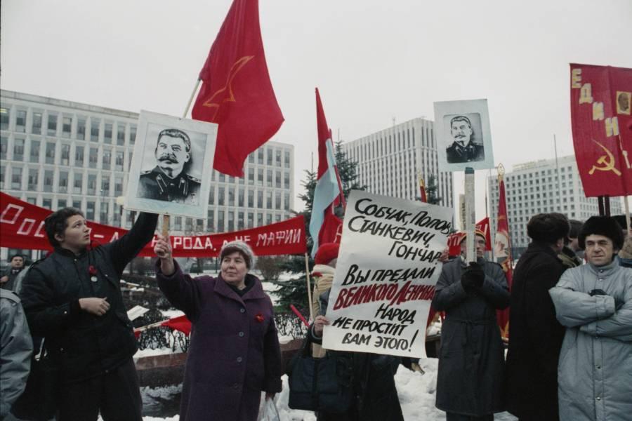 Соратник Горбачёва указал на роль Украины в развале СССР