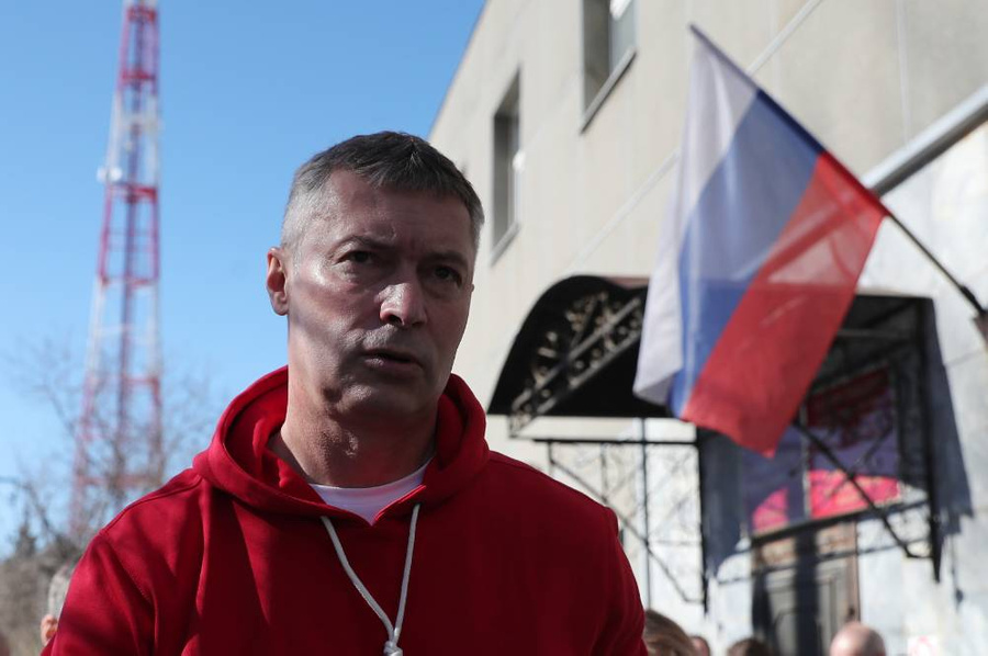 <p>Бывший мэр Екатеринбурга Евгений Ройзман. Фото © ТАСС / Донат Сорокин</p>