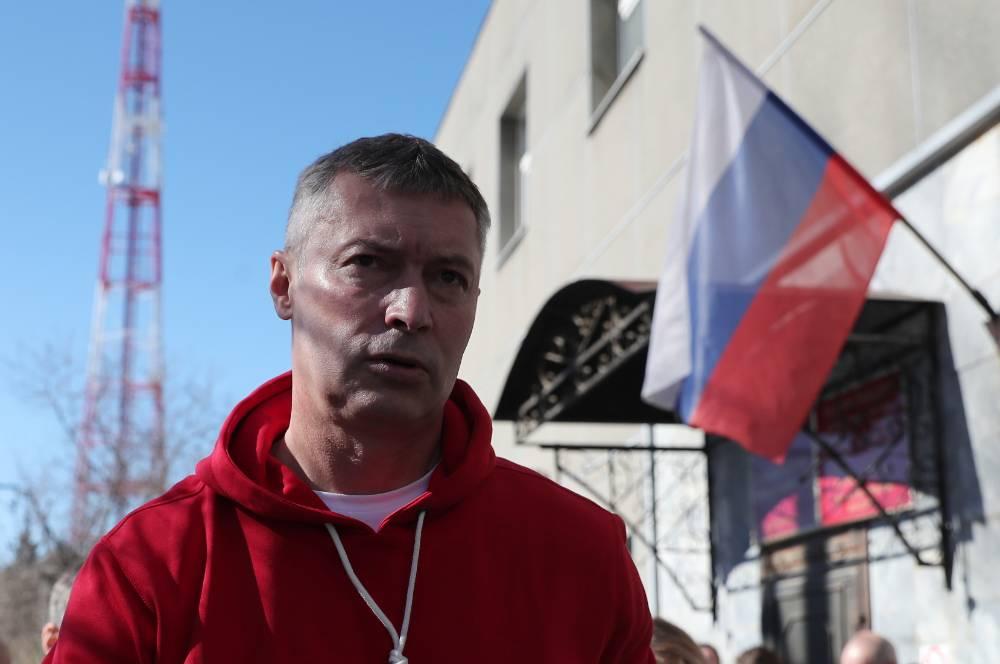 Экс-мэр Екатеринбурга Ройзман отказался участвовать в выборах в Госдуму