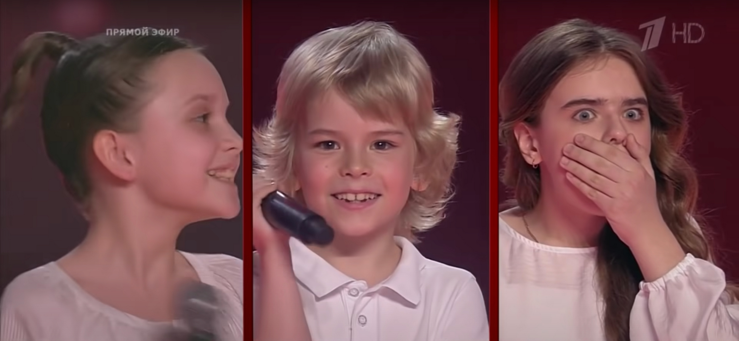 © YouTube / The Voice Kids Russia / Голос. Дети