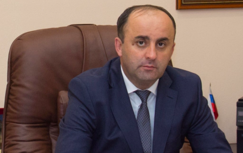 <p>Сулейман Маммаев. Фото © Дагестанский государственный медицинский университет</p>