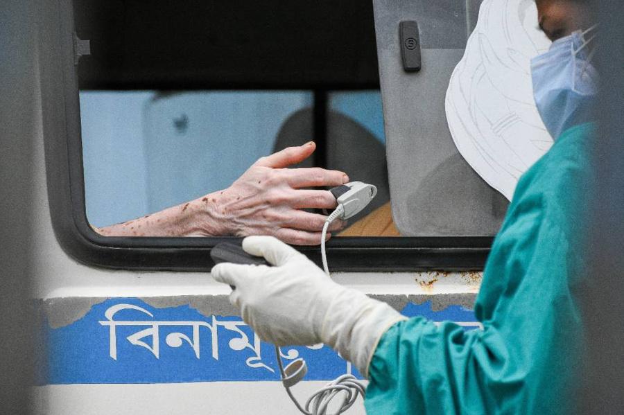 <p>Фото © ТАСС / Debarchan Chatterjee / ZUMA</p>
