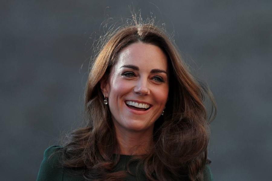 <p>Герцогиня Кембриджская Кейт Миддлтон. Фото © PA Images / ТАСС</p>